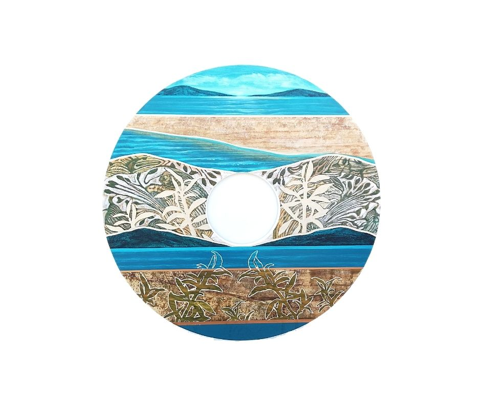 Blue Lagoon - by Dean Bradley