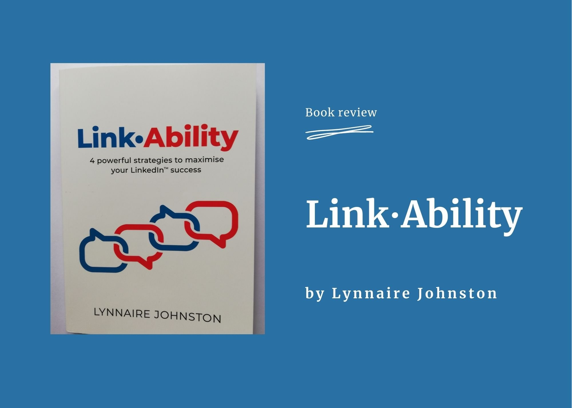 Link Ability, by Lynnaire Johnston